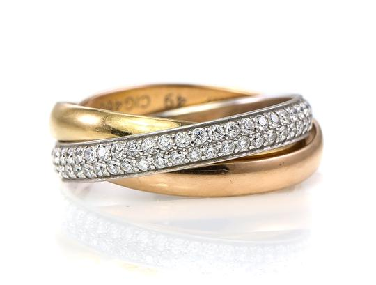Cartier Trinity Ring Image 2