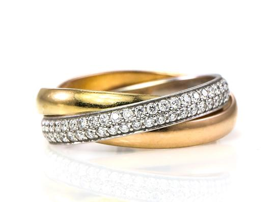 Cartier Trinity Ring Image 3