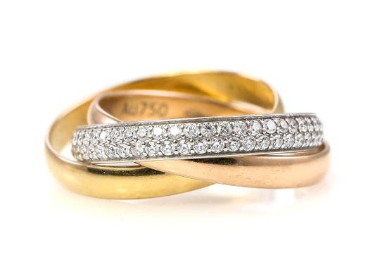 Cartier Trinity Ring Image 6