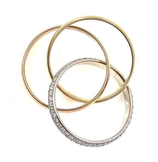 Cartier Trinity Ring Image 7