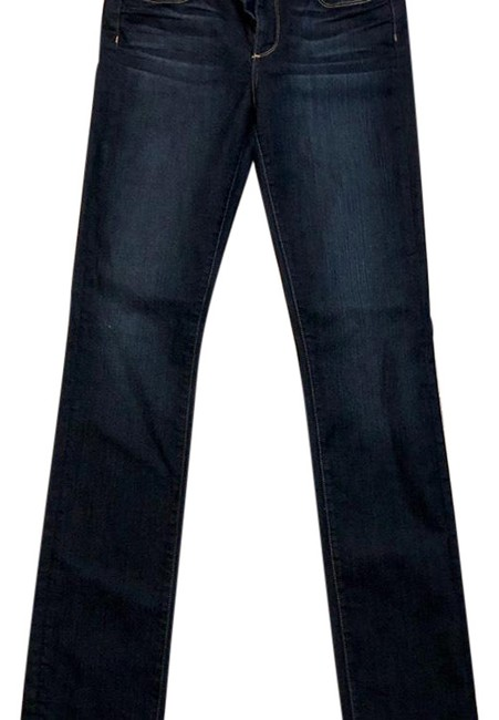 Item - Navy Skyline Straight Leg Jeans Size 8 (M, 29, 30)