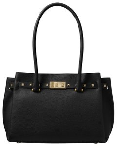 0ab4d5fd7171f7 Michael Kors Leather Bags - Up to 90% off at Tradesy