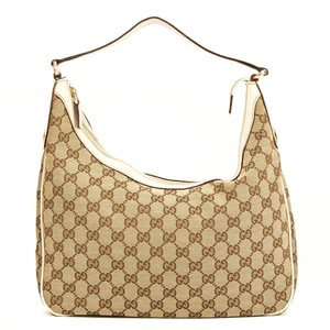 White Gucci Hobo Bags - Up to 90% off at Tradesy 64e56a5c6d1a9