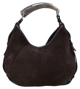 93ffbb182e Brown Saint Laurent Hobo Bags - Up to 90% off at Tradesy