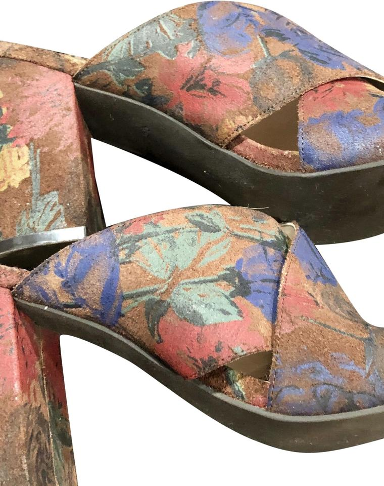 9bf5733c337 Cole Haan Darker Multi Gabby. Grand.0s Mules Slides Size US 8 ...