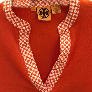 Tory Burch T Shirt Orange