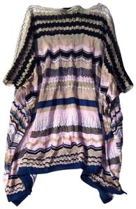 Missoni MISSONI poncho, top or coverup, brand new w/ tags