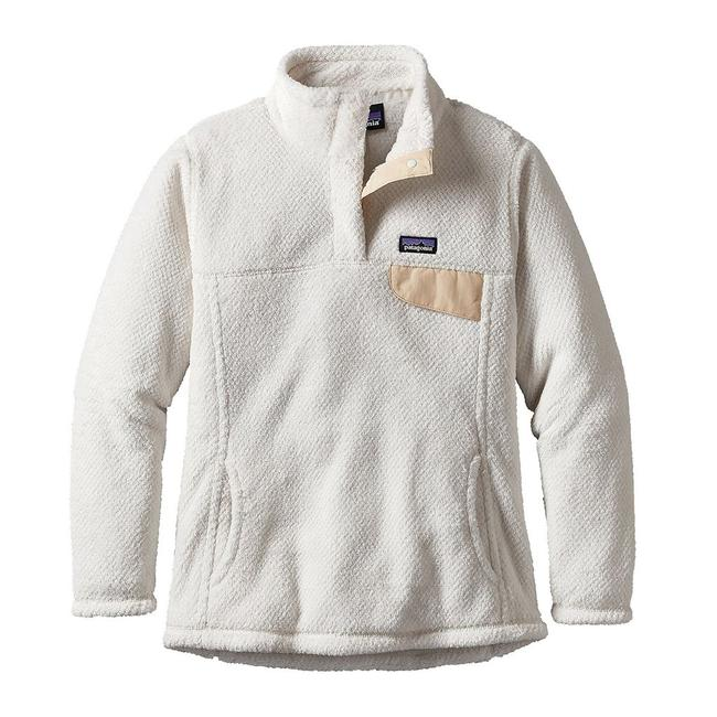 Item - White Re-tool Snap-t Pullover Activewear Size 8 (M)