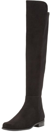 Preload https://img-static.tradesy.com/item/24723708/stuart-weitzman-black-5050-over-the-knee-suede-new-bootsbooties-size-us-105-regular-m-b-0-2-540-540.jpg
