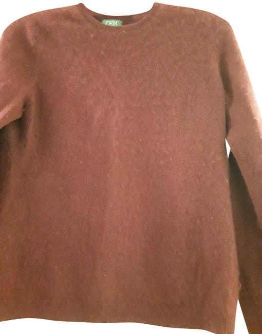 Fenn Wright Manson Cashmere Red Sweater 76% off retail