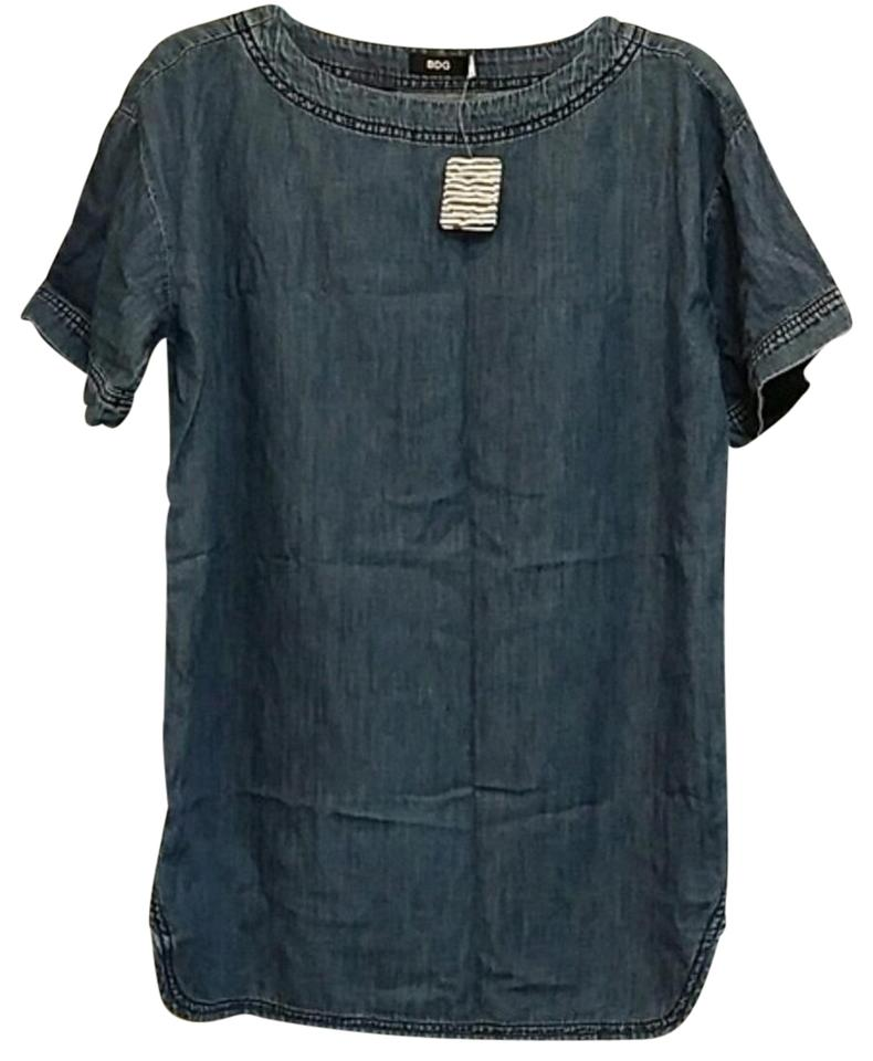 cebfd21e BDG Urban Outfitters Denim Short Casual Dress Size 2 (XS) - Tradesy