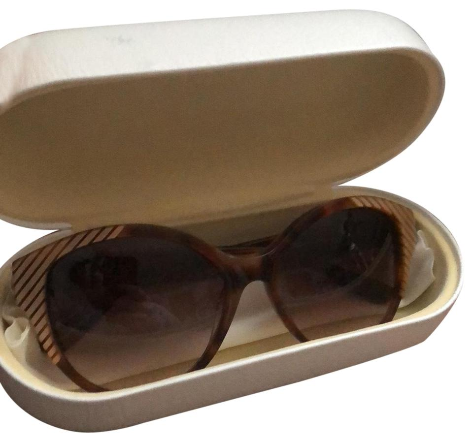 c688b7129367 Chloé Brown  Tortoise Cl2247 C02 140 Sunglasses - Tradesy