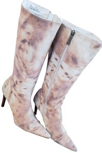 Dollhouse Leopard print leather Boots