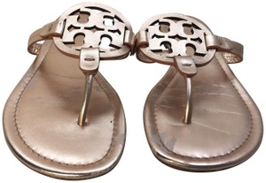 736b0f489 Pink Tory Burch Sandals - Up to 90% off at Tradesy