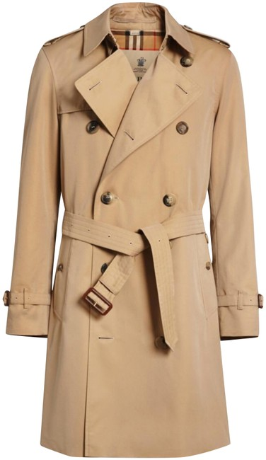 Preload https://img-static.tradesy.com/item/24724915/burberry-honey-men-s-the-chelsea-heritage-50uk-40us-coat-size-12-l-0-1-650-650.jpg