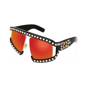 Gucci Pearls Embellished GG0234S 002