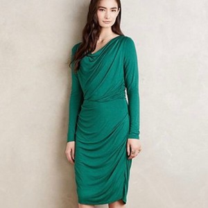 87fd1101d83b Green Anthropologie Dresses - Up to 70% off a Tradesy