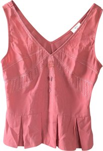 Urban Outfitters Top Salmon Pink