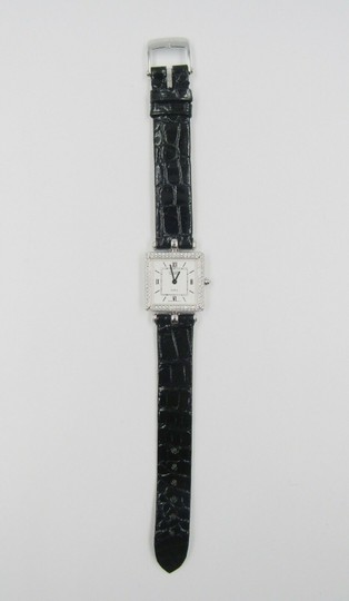 Van Cleef & Arpels Van Cleef and Arpels 18K White Gold with Diamonds Classic Watch 322364 Image 5