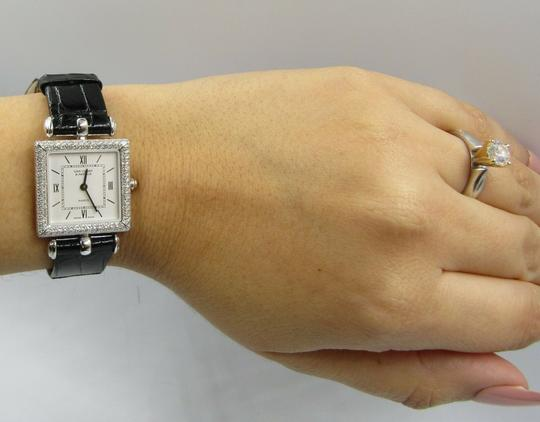 Van Cleef & Arpels Van Cleef and Arpels 18K White Gold with Diamonds Classic Watch 322364 Image 8