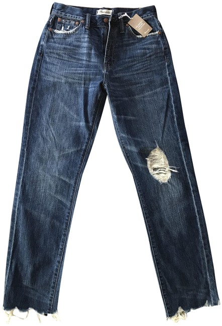 Item - Distressed The Perfect Summer Destructed Edition Capri/Cropped Jeans Size 27 (4, S)