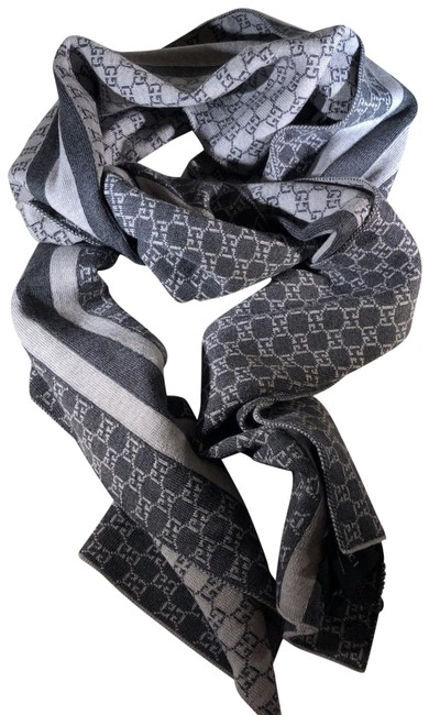 Item - Zinc/Medium Grey 438253 Scarf/Wrap