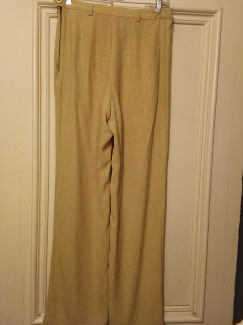 Adolfo Dominguez Wide Leg Pants beige Image 3