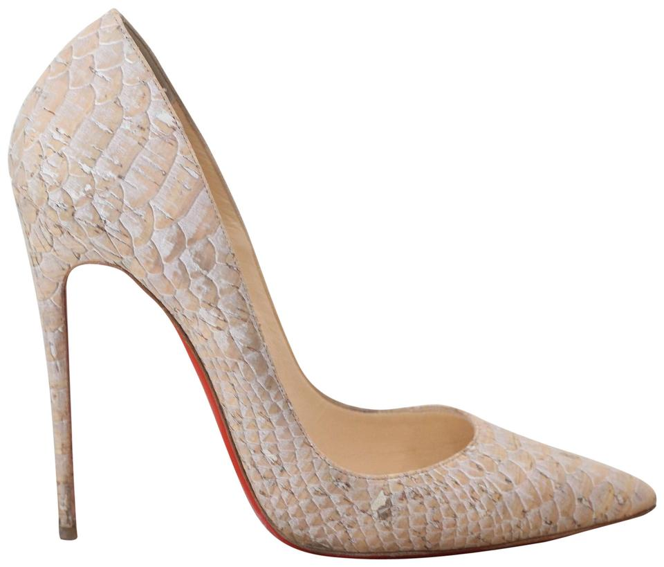 fae2f718e62 Christian Louboutin Pumps Stiletto Regular (M, B) Up to 90% off at ...