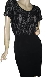 Betsey Johnson Unique Lace Sexy Skirt Lace Bodycon Skirt Little Dress