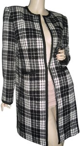 Apostrophe Rue Cambon Style French Designer Copy Pearls Classic Paris Style Cc Style Coat