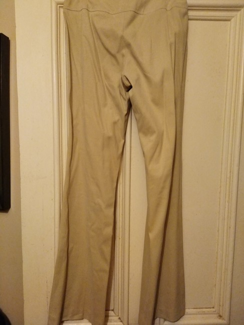 MILLY Trouser Pants Beige Image 3