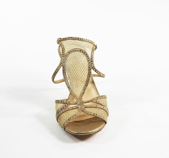Imagine by Vince Camuto Gold Sandals Image 2