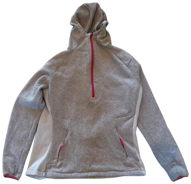Preload https://img-static.tradesy.com/item/24727753/avalanche-wear-gray-and-pink-half-zip-pullover-hoodie-activewear-size-16-xl-plus-0x-0-1-650-650.jpg