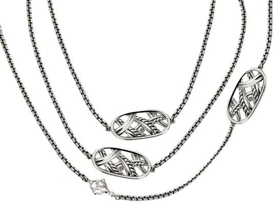 Preload https://img-static.tradesy.com/item/24727770/david-yurman-sterling-silver-4-station-leaf-design-long-chain-54-necklace-0-1-540-540.jpg
