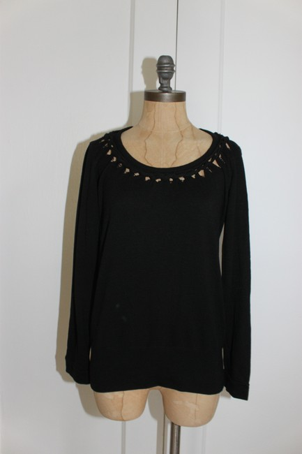 Monrow Cut Vince Pam Perse People Madewell Zara Vince Sweater Image 1