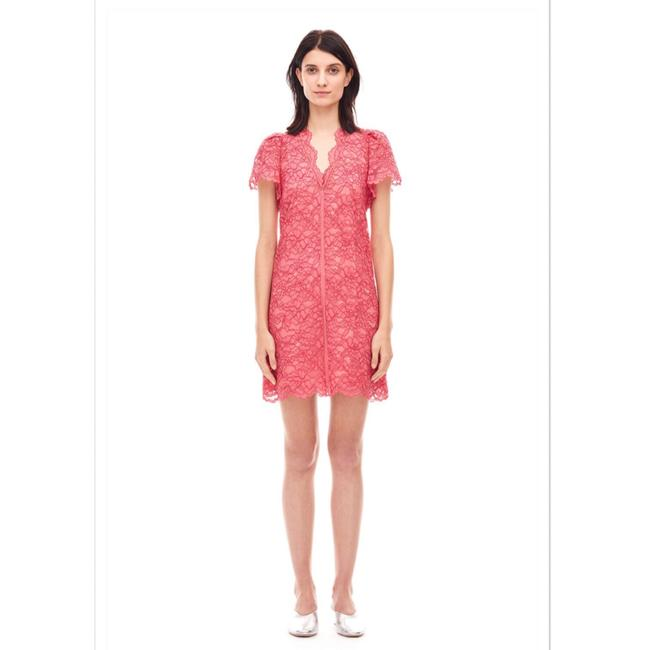 Rebecca Taylor short dress red on Tradesy Image 1