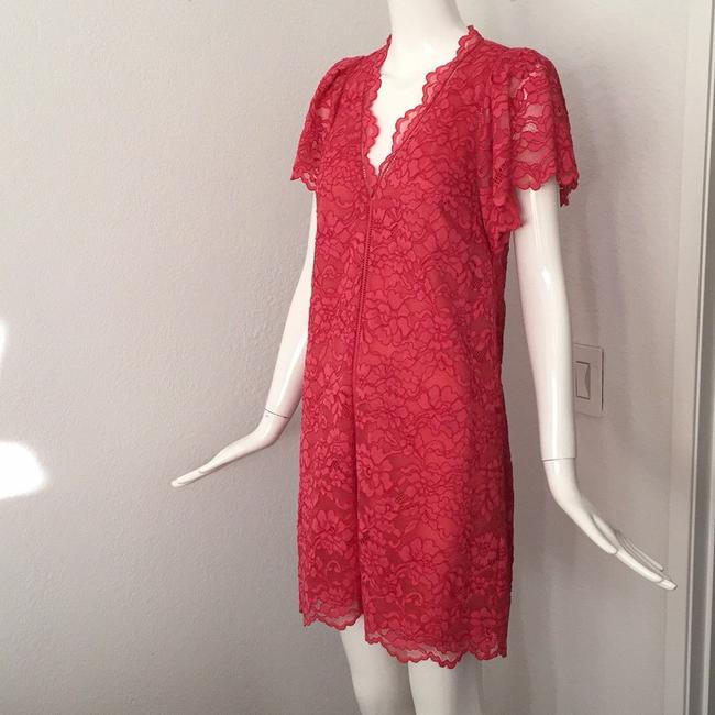 Rebecca Taylor short dress red on Tradesy Image 7