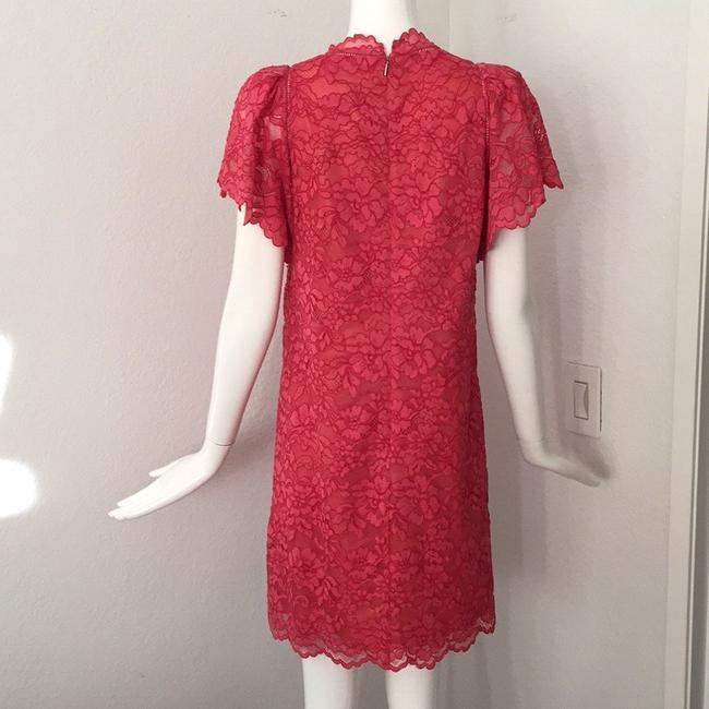 Rebecca Taylor short dress red on Tradesy Image 8