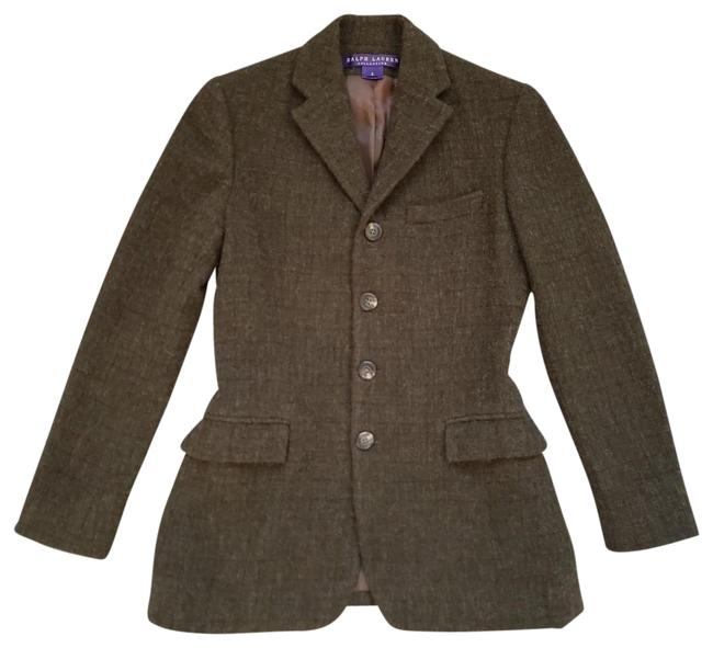 Preload https://img-static.tradesy.com/item/24727985/ralph-lauren-collection-green-brown-purple-label-plaid-alpaca-cashmere-tweed-jacket-blazer-size-2-xs-0-1-650-650.jpg