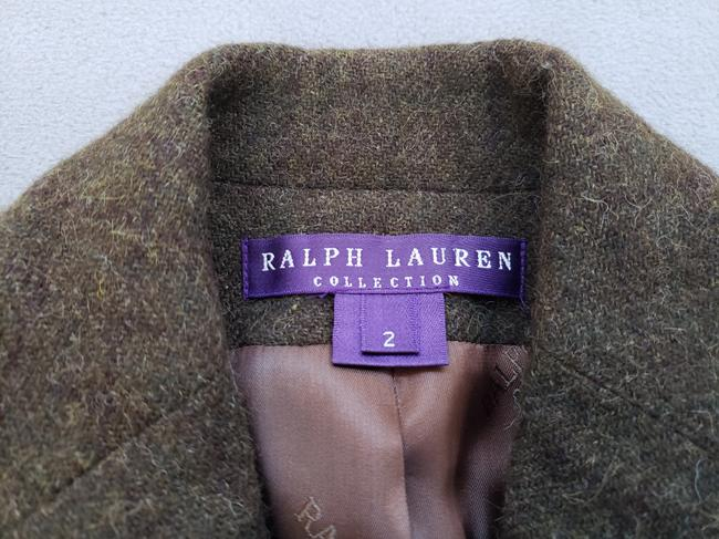Ralph Lauren Collection Green / Brown Blazer Image 4