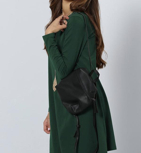 SheIn short dress Green on Tradesy Image 4