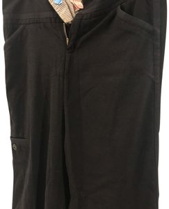 Sitwell By Anthropologie Wide Leg Pants black