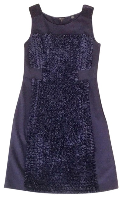 Preload https://img-static.tradesy.com/item/24728099/ted-baker-blue-short-cocktail-dress-size-2-xs-0-1-650-650.jpg