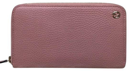 Preload https://img-static.tradesy.com/item/24728100/gucci-pink-swing-leather-with-zip-wallet-0-1-540-540.jpg
