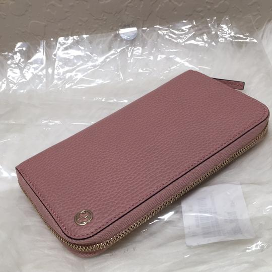 Gucci swing leather wallet with zip Image 1