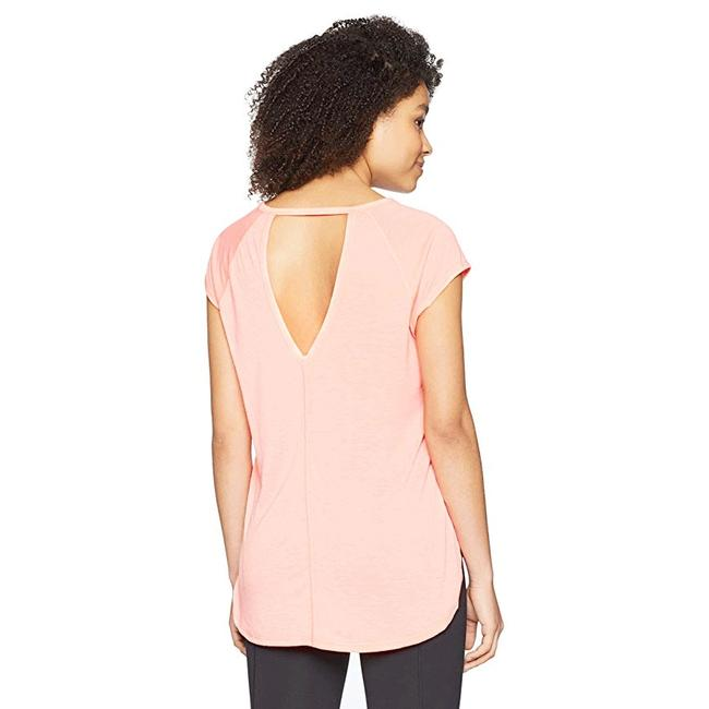Calvin Klein Calvin Klein Performance Women's Cap Sleeve Tee W/ Back Cut Out Image 1