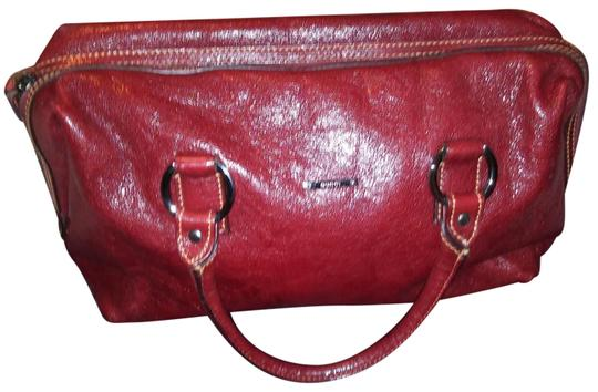 Gucci Satchel in Burgundy Image 0