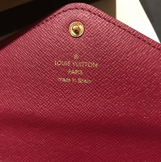 Louis Vuitton JOSEPHINE WALLET M60708 without insert Image 4
