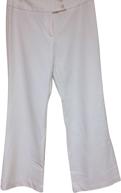 Item - White Stretch Pants Size 10 (M, 31)