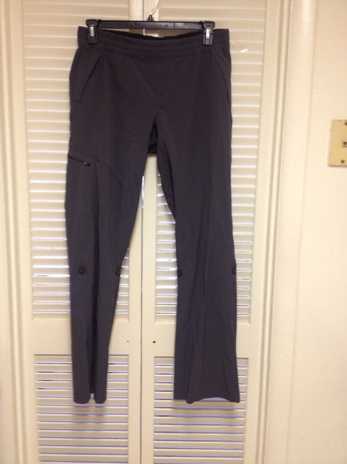 The North Face Straight Pants Gray Image 1